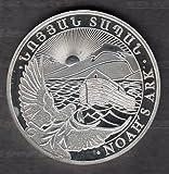 Silbermünze Arche Noah - 2018 - 1 Unze - prägefrisch - einzeln in Münzkapsel verpackt