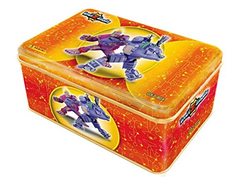 Invizimals - Caja metálica Tin box Gold, multicolor (Panini 002989TINEGA)