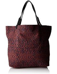 Petite Mendigote Clea Leopard, Bolso Mujer