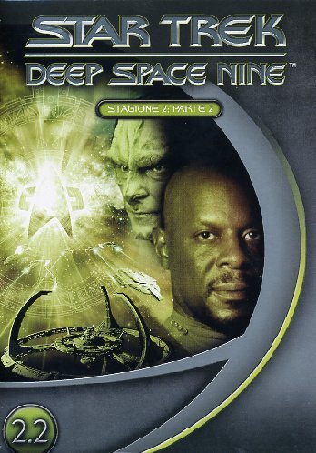 Star Trek - Deep Space NineStagione02Volume02Episodi13-26 [4 DVDs] [IT Import]