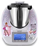 Thermomix Aufkleber TM5 Sticker Stickerdream