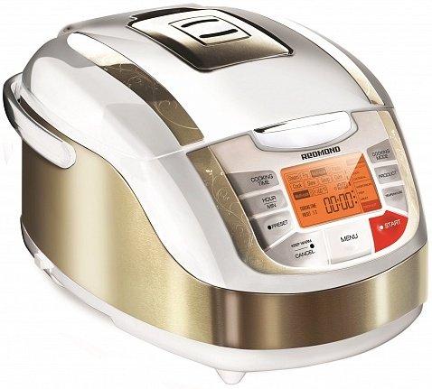 REDMOND - RMC-M4502E - Robot de cocina (Blanco)