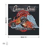 Disney Cars Leinwand Bilder (PPD1492O5FW)