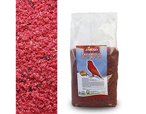 Jarad pâte d'élevage Rouge 1 kg
