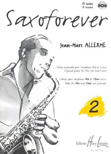 Saxoforever Volume 2