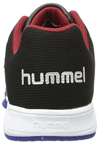 Hummel Unisex-Erwachsene Root Play Adult Trophy Hallenschuhe Schwarz (Black)