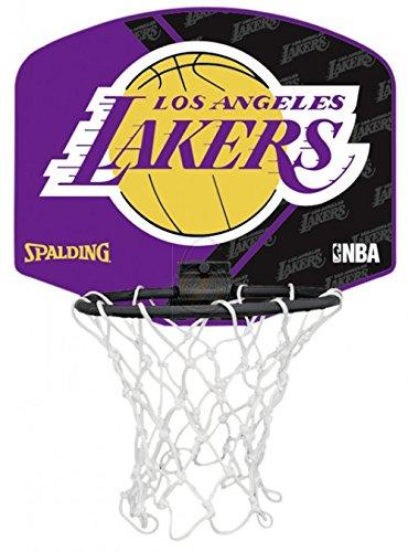 Spalding NBA Miniboard L.A. Lakers + Ball