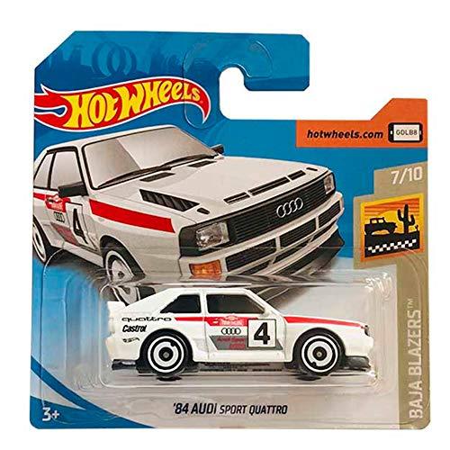 3b57df07a5 Mattel Cars Hot Wheels '84 Audi Sport Quattro 7/10 Baja Blazzers (43