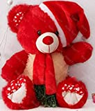 #10: Richy Toys Teddy Bear animal 38CM (Red)