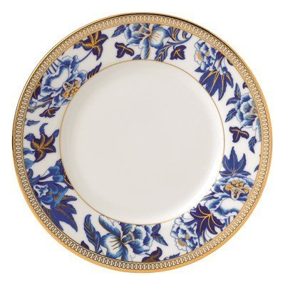 Wedgwood China Hibiscus Fine Bone Bread and Butter Plate by Wedgwood -