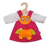 Heless 2484 - Abbigliamento per bambole, Vestitino con gufo e maglietta, 35-45cm