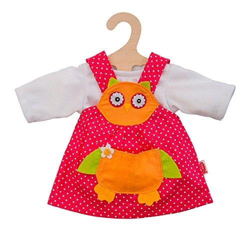Heless 1484heless Chouette robe pour petite poupée
