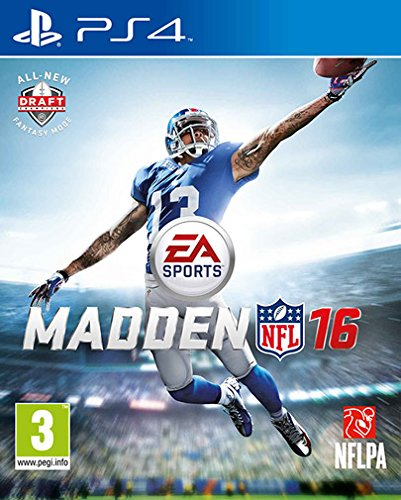 Electronic Arts Sw Ps4 1024196 Madden NFL 16