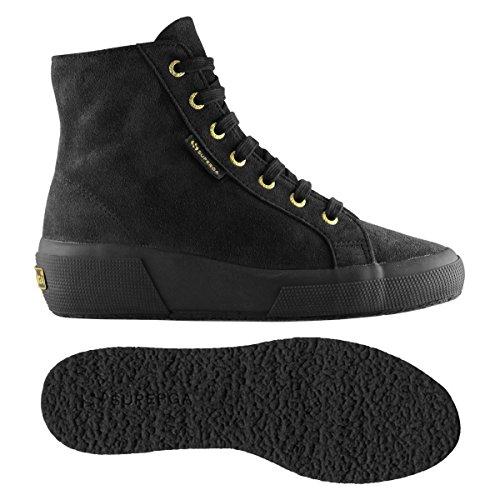Nero Pieno suew Chaussures Dame 2296 04wqwtI