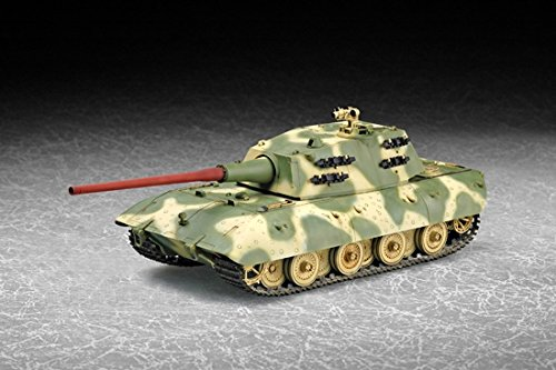 "Trumpeter 07121 - Modellbausatz ""German E-100 Super Heavy Tank"""