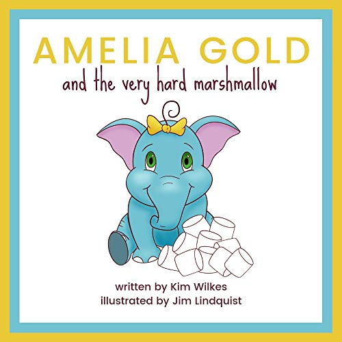 Amelia Gold and the Very Hard Marshmallow (English Edition)
