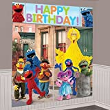 Sesame Street Scene Setter Kit