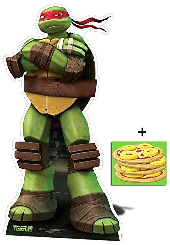 nt Ninja Turtles Klein Pappaufsteller - Nickelodeon Series mit 25cm x 20cm foto ()