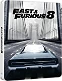 Fast & Furious 8 Steelbook UK Exclusive Limited Edition Steelbook Blu-ray Region Free Sold Out
