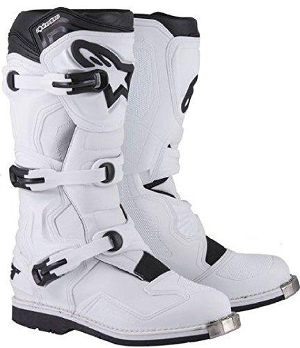 Alpinestars Motocross-Stiefel Tech 1 Weiß Gr. 43 - 4