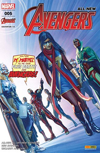 All-new avengers nº 5 (couverture 1/2)