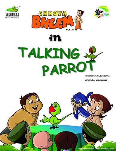 Talking Parrot (Chhota Bheem) (English Edition)