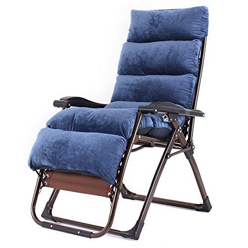 liegestuhl Liegestühle Klappstühle Bürostühle Liegen Stühle Strandstühle (154 * 80 * 74cm) ( Farbe : I )