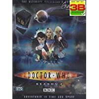DOCTOR WHO ULTIMATE COLLECTOR'S EDITION SERIES 2 BBC 4 Disc Box Set