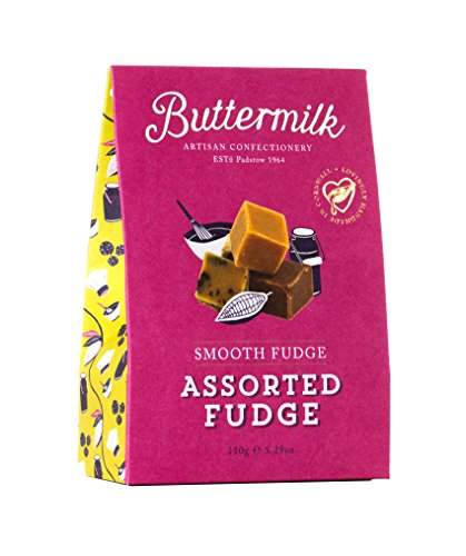 Assorted Smooth Fudge