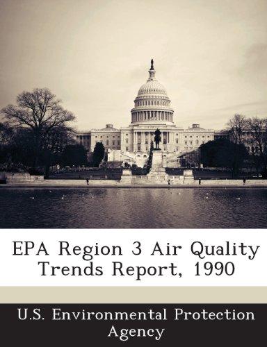 EPA Region 3 Air Quality Trends Report, 1990