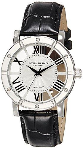 51bvPwkpbgL - Stuhrling Original Silver Mens 881.01 watch