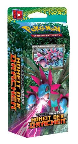 Pokémon Company 25678 - PKM SW06 Hoheit der Drachen Themen