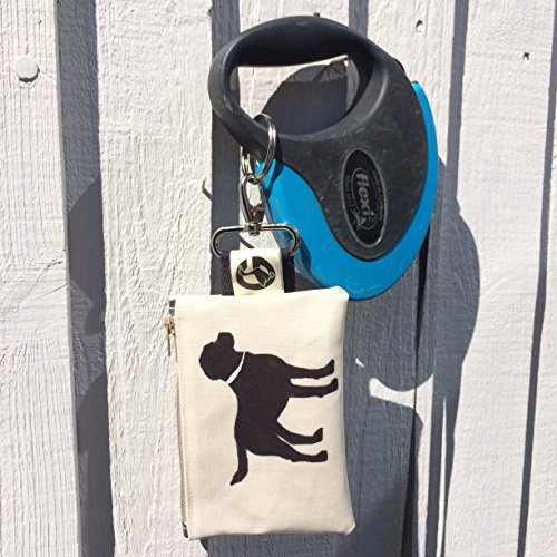 dog-poop-bag-holder-coin-purse-with-clip-on-buckle-valentines-gift-for-dog-lover-labrador-dog-dog-po