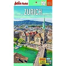 Petit Futé Zurich (1Plan détachable)