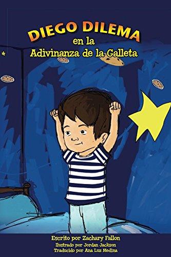 Diego Dilema en la Adivinanza de la Galleta por Zachary Fallon