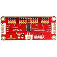 SunFounder 16 Channel 12 Bit PCA9685 PWM Servo I2C Driver Shield for Arduino and Raspberry Pi