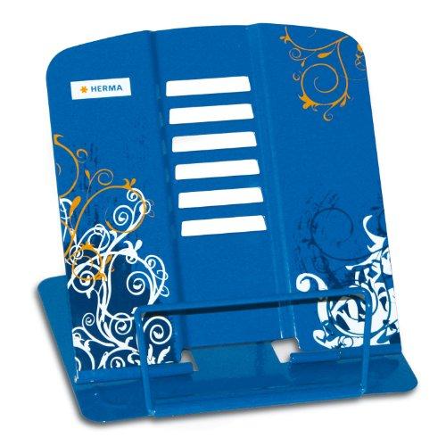 Preisvergleich Produktbild Herma 19037 Leseständer (Design Spirit, bedruckt, 19 x 40cm) blau