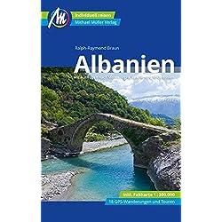 Albanien Reiseführer Michael Müller Verlag: Individuell reisen mit vielen praktischen Tipps Autovermietung Albanien