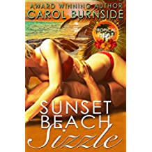 Sunset Beach Sizzle: Tropical Heat novella #1 (English Edition)