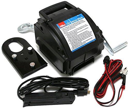Hilka 88992007-12 V Winch Vehículo