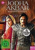 Jodha Akbar - Die Prinzessin und der Mogul (Box 12) (Folge 155-168) [3 DVDs]