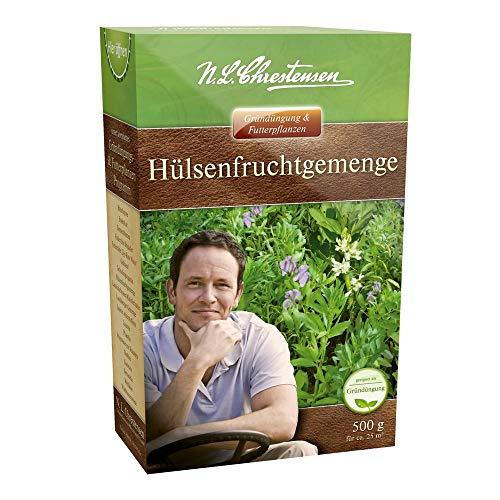 N.L. Chrestensen 28060512 Hülsenfruchtgemenge 500 g (Gründünger)
