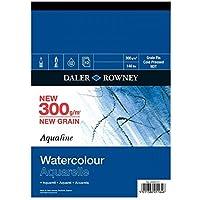 Daler-Rowney 403660400 Blocco Acquafine, A4