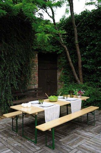 Table pique-nique Brasseur Jardipolys