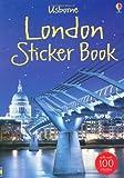 London Sticker Book-
