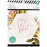 Best American Crafts Feuilles d'artisanat - American Crafts Heidi Swapp mémoire Planning feuilles papier Review