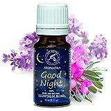 Duftmischung Guter Schlaf 10ml - Aromamischung GUTE NACHT mit Ätherischen Lavendelöl und Salbeiöl - Duftkomposition am Besten für Süßer Traum - Aroma diffuser - Duftlampe