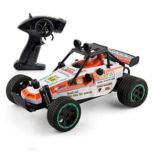 Maßstab 1:10 des ferngesteuerten Autos, elektrisches RC-Auto 2 WD, Off-Road-Hochgeschwindigkeits-Rennspielzeugauto mit 2,4 GHz-Funksteuerung, treibendes Buggy-Hoppy-Auto für Kinder Jungen-Weihnachtsge