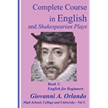 Complete Course in English and Shakespearean Plays: 2