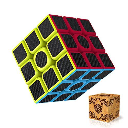 Rubik's Cube, Splaks 3x3x3 magische Zauberwürfel Geschwindigkeit Würfel The Rubik's Speed Cube Magic - 3 Würfel